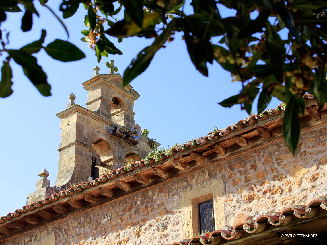 Iglesia románica de Manzaneda