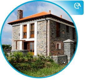 Casa de Aldea La Fontica